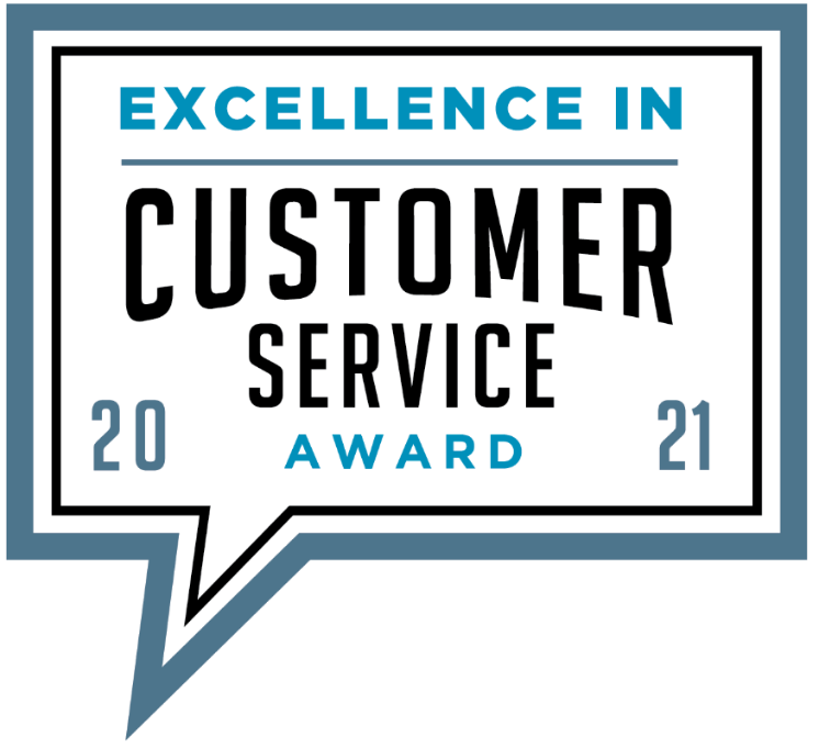 Excellence in Customer Service 2021